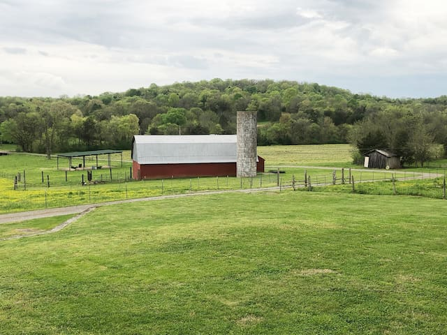 Farm Stay Experience Just South of Nashville