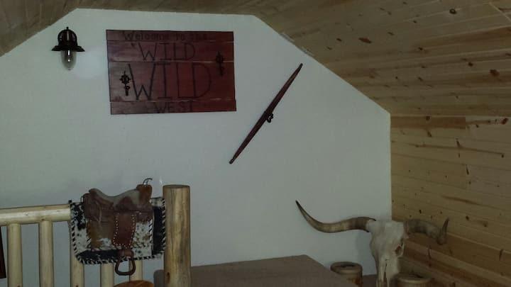 Wild,Wild West Experience