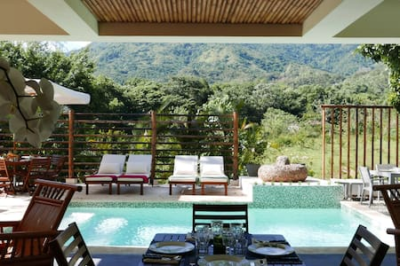 Beautiful Pool House - Villa Altagracia