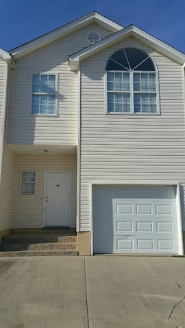 Fish from your balcony Sleeps 10 - Biloxi - House