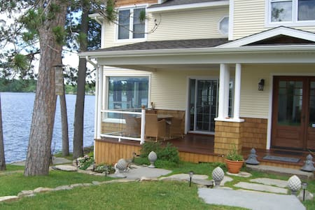 The perfect lakehouse - Lac-Brome - House