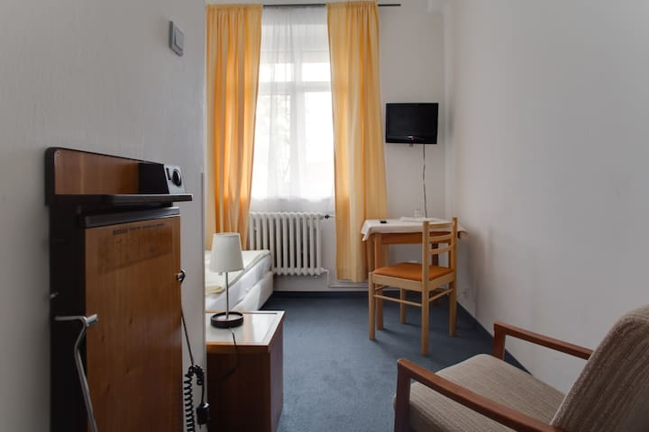 Single Room - Praha - Bed & Breakfast