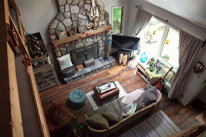 Cozy Pocono Getaway - Lake Ariel - Casa
