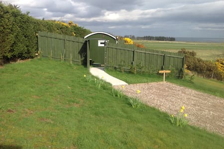 Burnside Shepherd Hut (En-Suite)