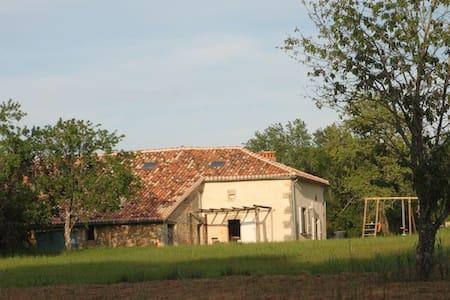 Les Sauterelles Farmhouse/Gite - Hautefaye