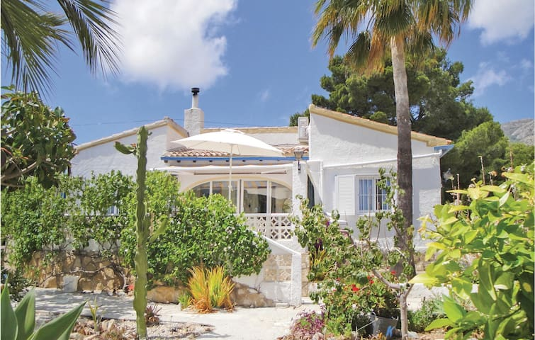 Holiday cottage with 2 bedrooms on 65m² in Altea la Vella