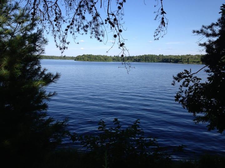 Wisconsin Summer Lakefront Hideout!