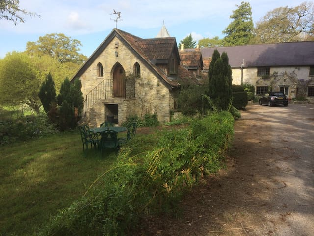 Battleford Hall Cottage, Axminster - Axminster - Huis