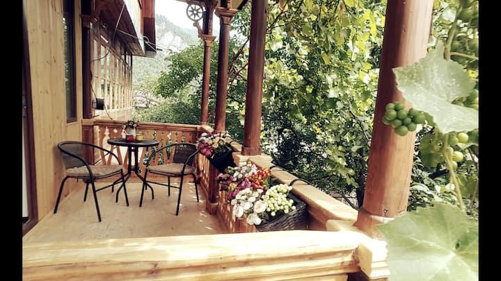 Hillside Orbeliani Residence Borjomi
