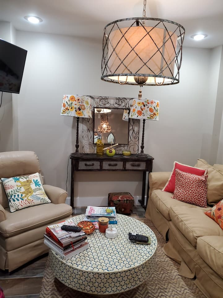 Charming Bayou one bedroom apartment