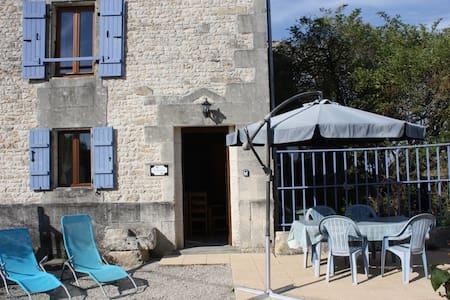 L'Ecurie (Converted Former Barn) - Saint-Denis-du-Pin - Villa
