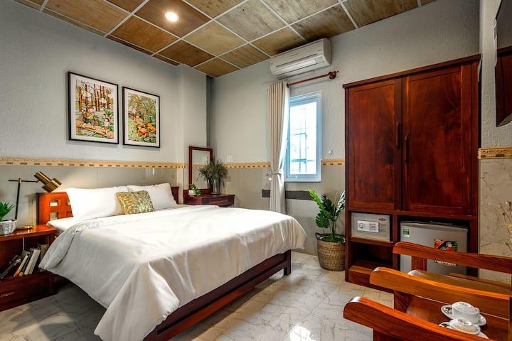 Cozy Double room near 23/9 Park, Distrist 1
