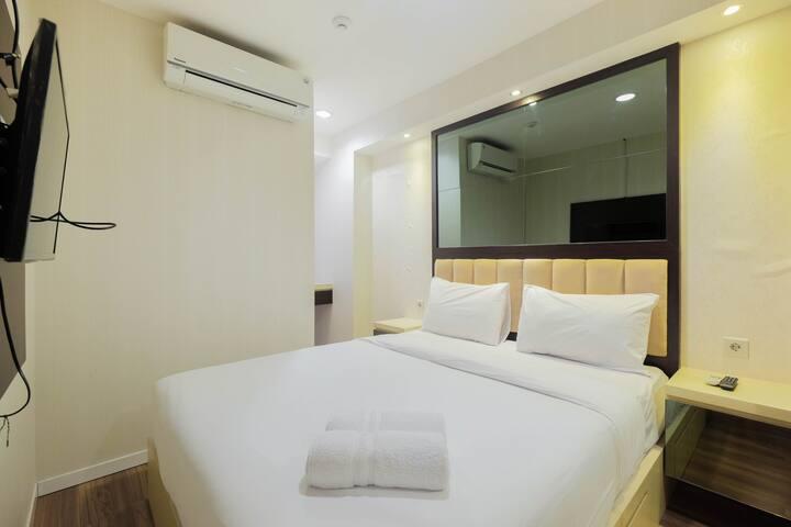 Luxurious and Comfy 2BR Cinere Bellevue Suites Apt