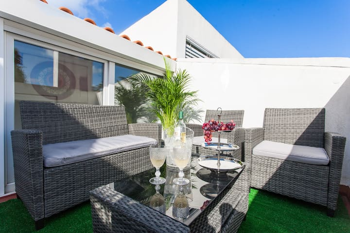 Liberty Penthouse - Central Terrace - Lisboa - Apartamento