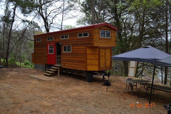 Tiny Home on Lake Tyler East - Tyler