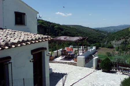The Corner House - Cosy Cottage in Andalucia - Trujillos