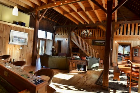 Converted Barn Home in the Country - Bloomfield - บ้าน