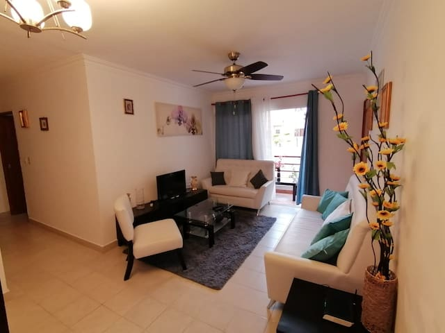 Brand New 2 bedroom apartment in Punta Cana