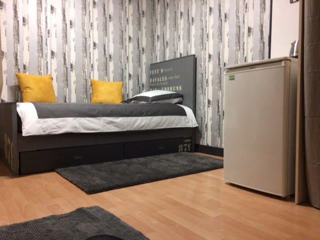 Chambre tout confort au centre de bordeaux