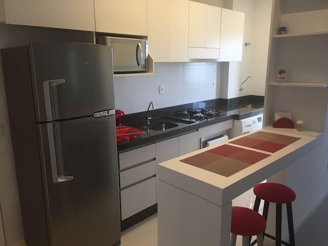 Apartamento para casal/período de festas