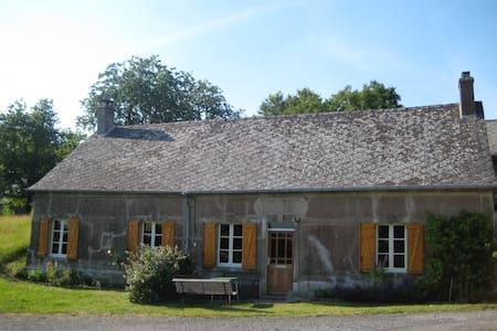 Vrijstaand, sfeervol familie huis - Coingt