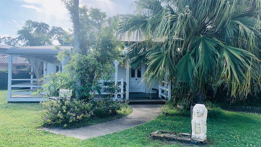 Beautiful Urunga waterfront  house