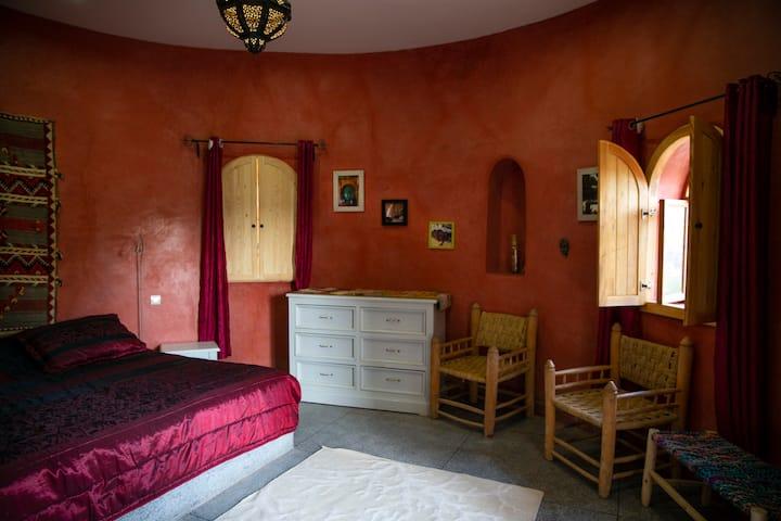 Oasis Argane - Chambre Granada