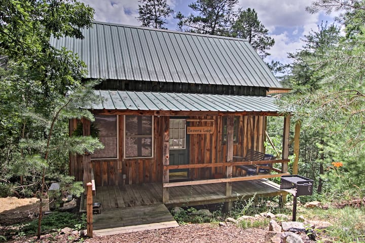 Houston Valley Cabins - Beavers Lodge