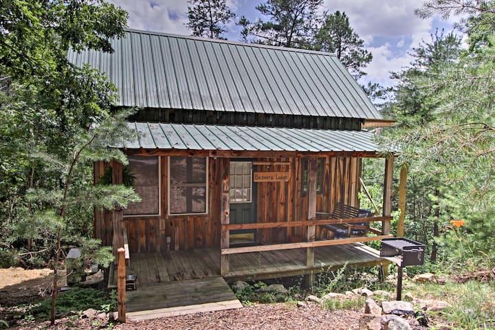 Cabins at Brush Creek Mtn-Beavers Lodge