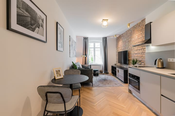Luxury apartment in Berlin Mitte