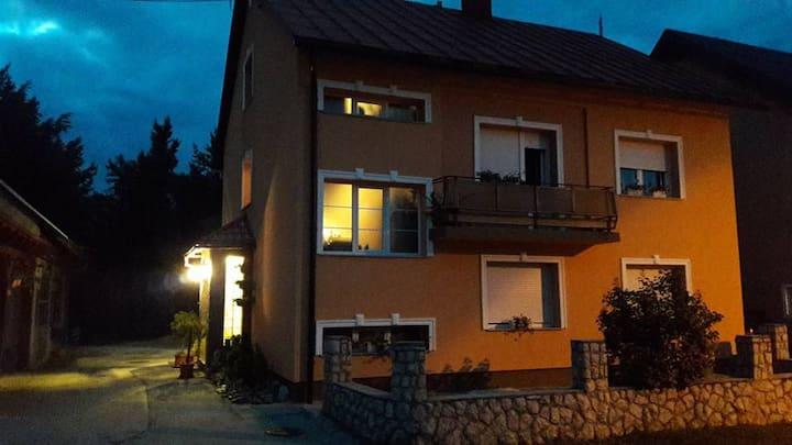 Hiša Briški - Apartman Delnice