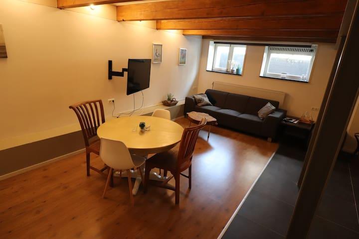 beautiful apartment next to Noorderhaven/plantsoen