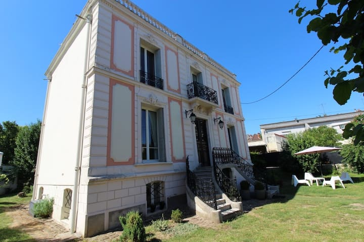 Charming House, 25 minutes to paris center