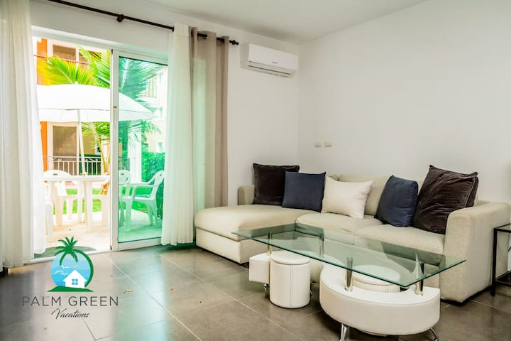 Whitesands 2BR GardenView Apartment weekly off %15