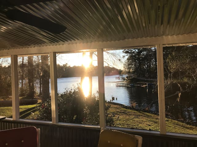 Lilypad Cottage Lake Talquin Tallahassee Florida