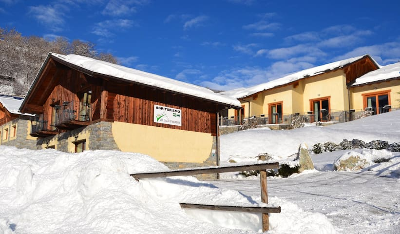Village Paradis-Rural & SPA