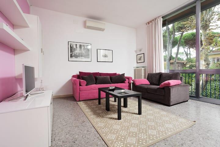 Appartamento Magnolia a Riccione fino a 6 persone