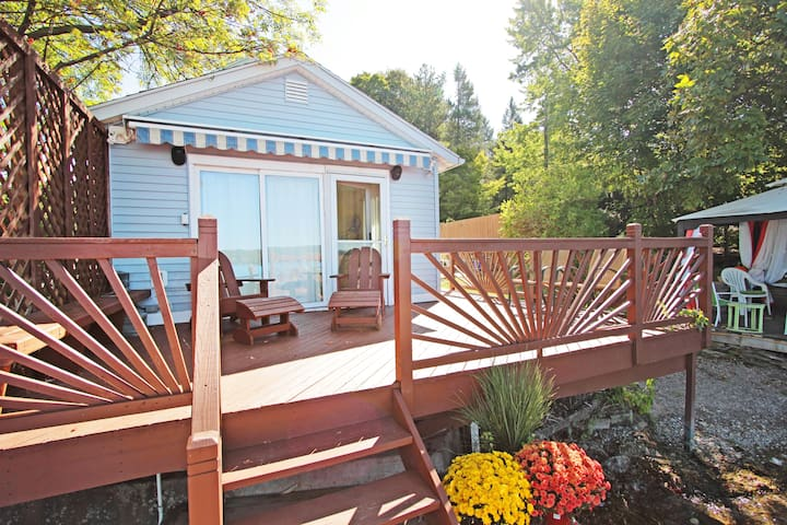 Lil' Blu - Newly renovated Waterfront Cottage. - Rushville