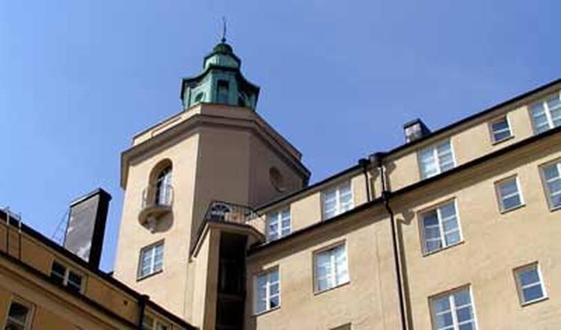 Rörstrandsgatan, Birkastan