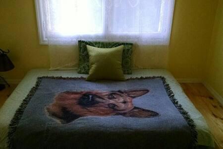 Small comfy attick room - Дом