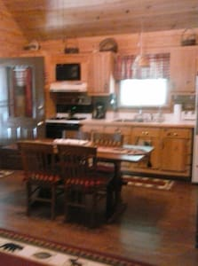 The Trapper year round cabin in Lee Maine - Lee - Cabaña