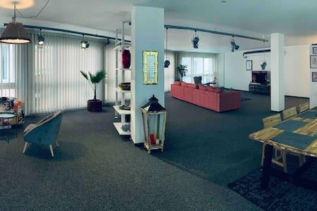 Moderne Loftwohnung am Vierwaldstättersee