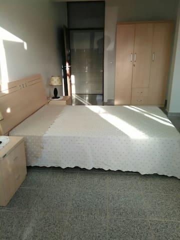 Appartement familial au soleil