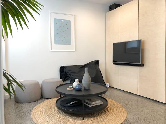 Modern Studio in Ponsonby Central