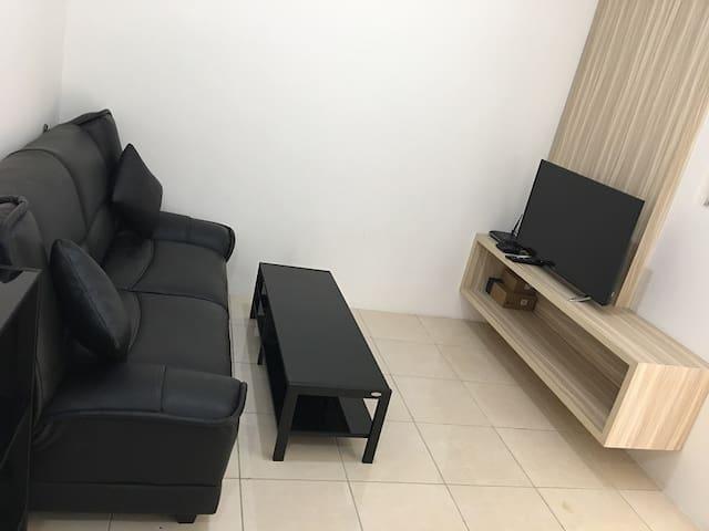 Cozy Apartment Teluk Intan Sapphire Jakarta Utara - Penjaringan - Квартира