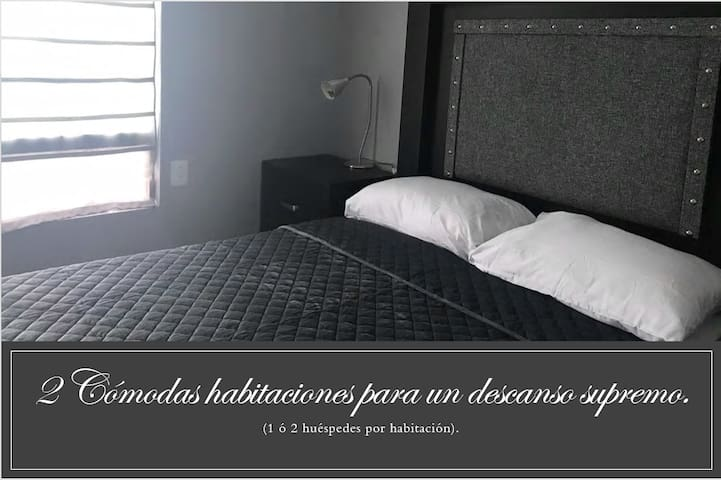 Departamento  2 cómodas habitaciones Matamoros Tam