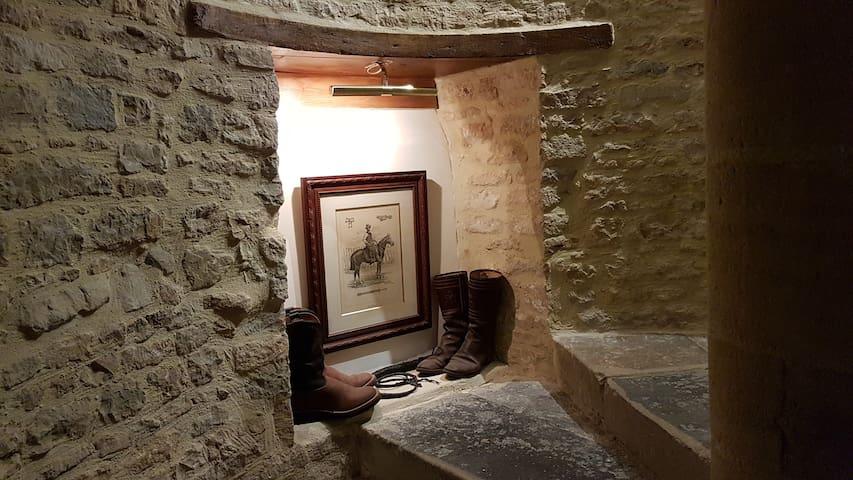 Escalier indépendant