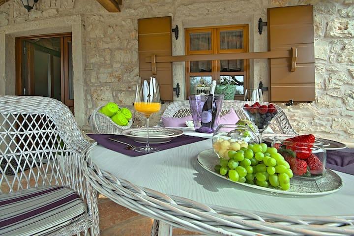Villas San Nicolo - Umag,Vilanija - Villa