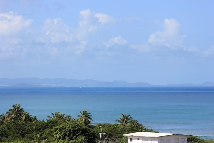Ocean Views and Tropical Breezes Lower Villa - Vieques - Apartment