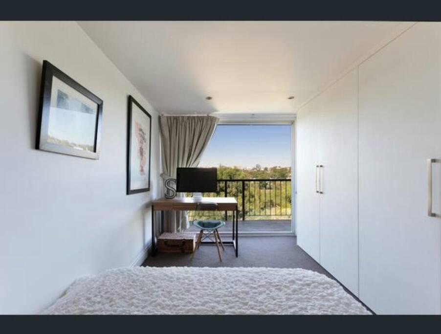 Bedroom No. 2 (Third Floor)